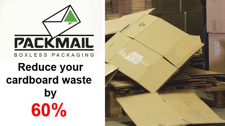 Reduce your Cardboard Waste by 60%