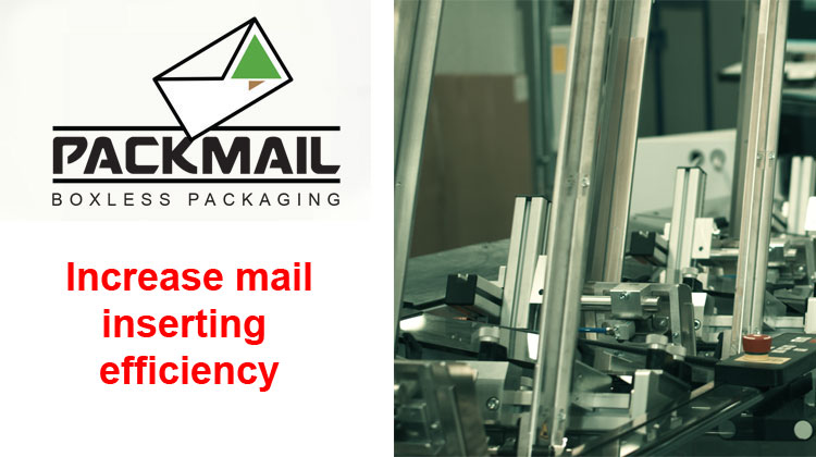 Increase Mail Inserting Efficiency