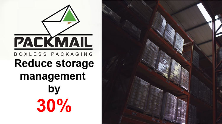 Reduce Storage Management by 30%